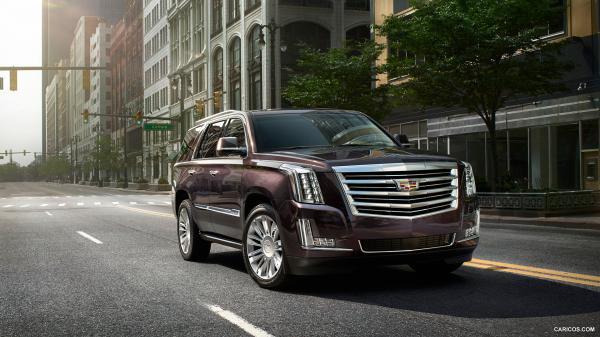 Frota 100% Cadillac em New York