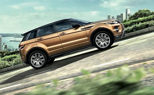 Alugue uma Land Rover