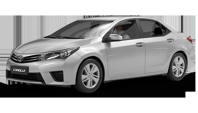 Toyota Corolla ou similar